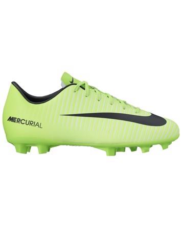 Nike Mercurial Victory fg fodboldstøvler grøn børn 1