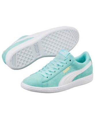 Puma Vikky sneakers aruba blue til piger