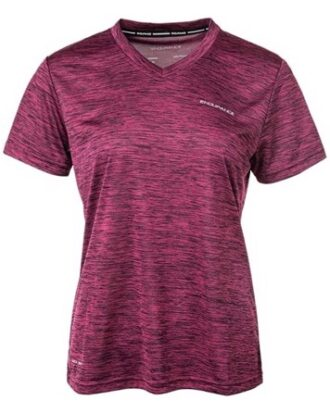 Endurance  T-shirt Bayna t-shirt Purple med korte ærmer purple Dame