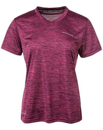 Endurance  T-shirt Bayna t-shirt Purple med korte ærmer purple Dame 1
