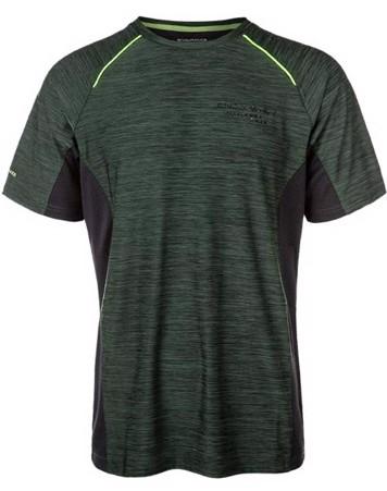 Endurance T-shirt David M S/S Tee Grøn Herre 1