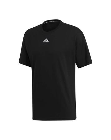 Adidas M MH 3S Tee T-shirt Sort Herre 1