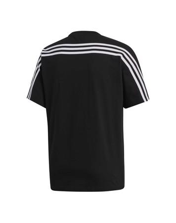 Adidas M MH 3S Tee T-shirt Sort Herre 2