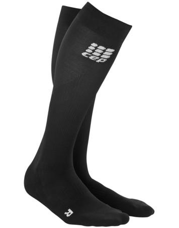 Cep Compressions strømper Run socks 2 sort Sort Herre 1