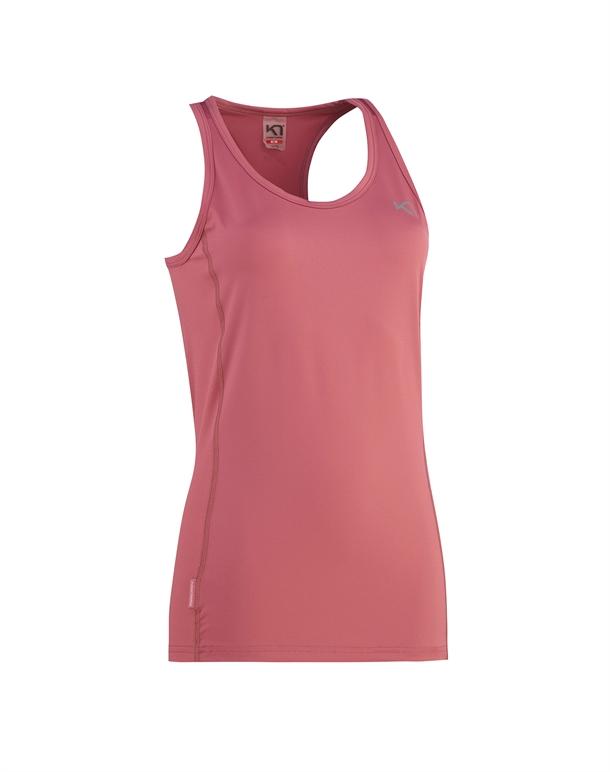 Kari Traa Nora Singlet Fitness top Rosa Dame 1