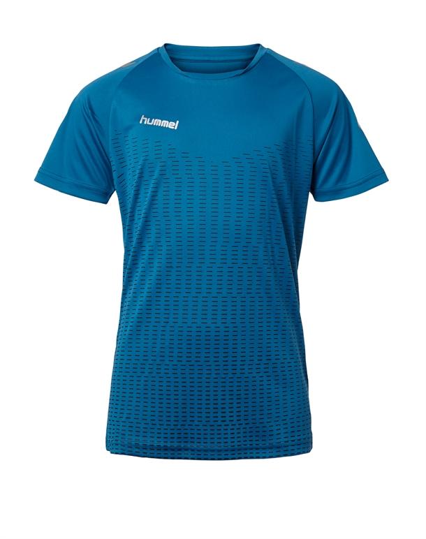 Hummel Challenger T-shirt Blå Børn 1