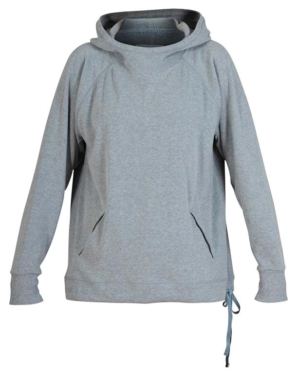 Blue Sportswear Jekutsk Trøje Grå Dame 1