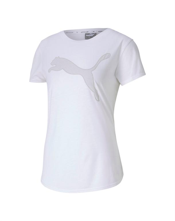 Puma Evostripe T-shirts Hvid Dame 1