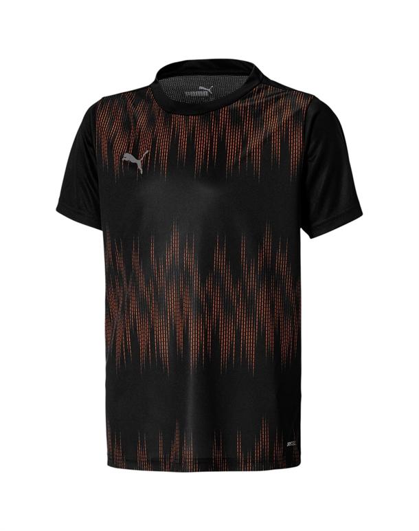 Puma ftblNXT Graphic Core T-shirt Sort-Orange Unisex 1