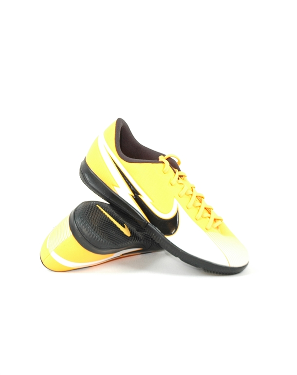 Nike Vapor 13 Academy Indendørs fodboldsko Orange Unisex 1
