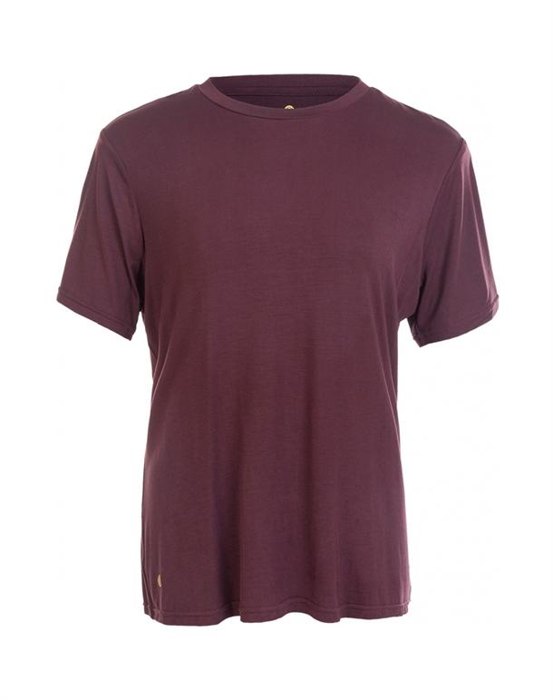 Endurance Amoy T-shirts Lilla Dame 1