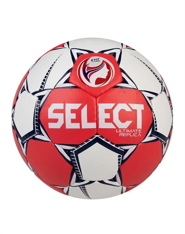 Select Ultimate Replica Håndbolde Rød-Hvid Unisex 1