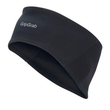 Løbe pandebånd sort fra GripGrab 1