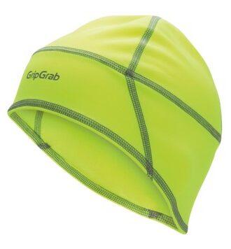 Løbehue neon grøn fra GripGrab