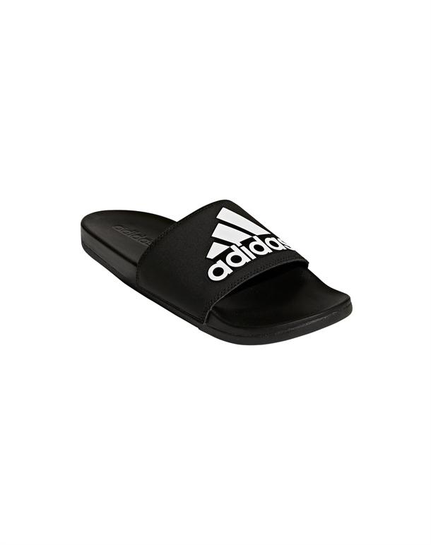 Adidas Adilette Comfort Badesandaler Sort Unisex 1