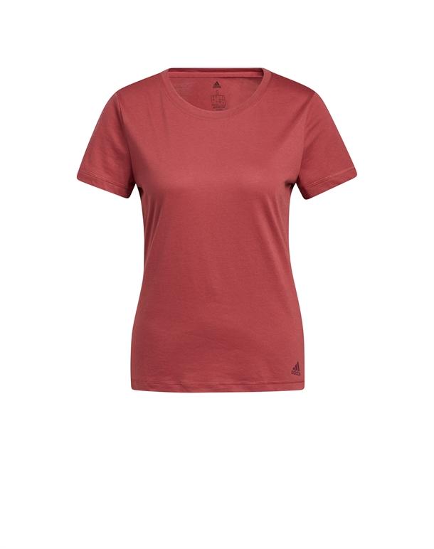 Adidas Prime T-shirts Rød Dame 1