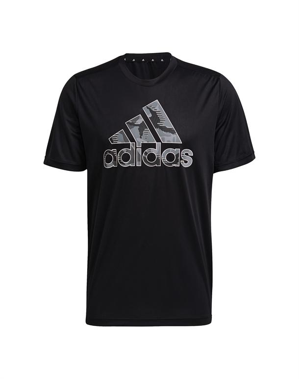 Adidas CAMO GT2 T-shirt Sort Herre 1