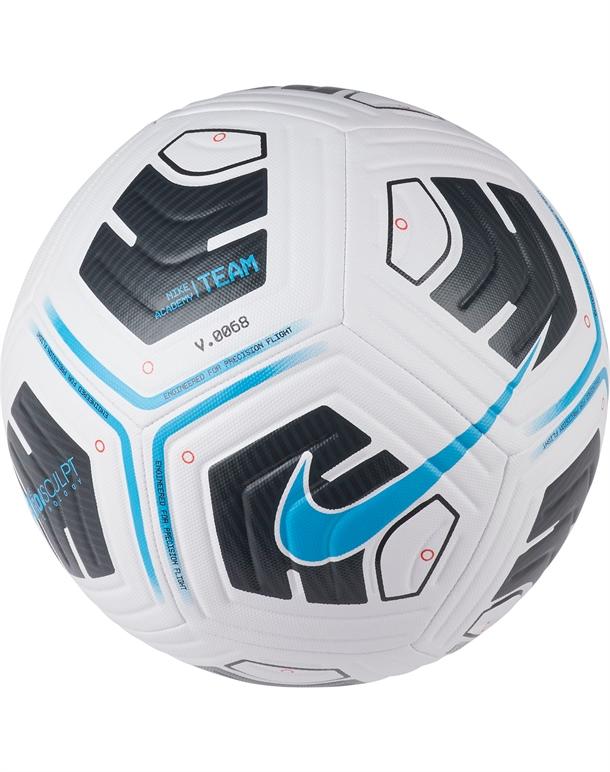 Nike Academy Team Fodbold Hvid-Blå-Sort Unisex 1