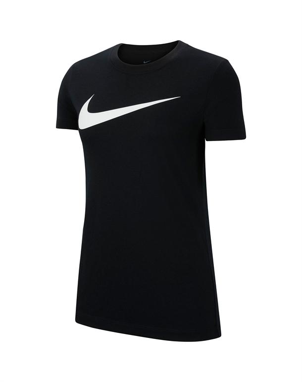 Nike Dry Park20 SS T-shirt Sort-Hvid Børn 1