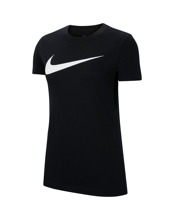 Nike Dry Park20 SS T-shirt Sort-Hvid Dame 1