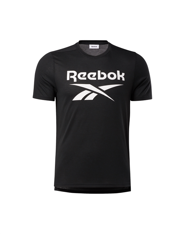 Reebok Graphic Tee T-shirt Sort Herre 1