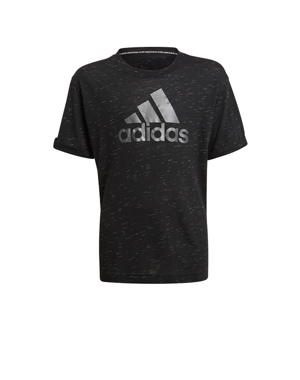 Adidas T-shirts Sort Pige 1