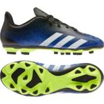 Adidas Predator Freak .4 FxG Fodboldstøvler Blå-Sort-Gul Børn