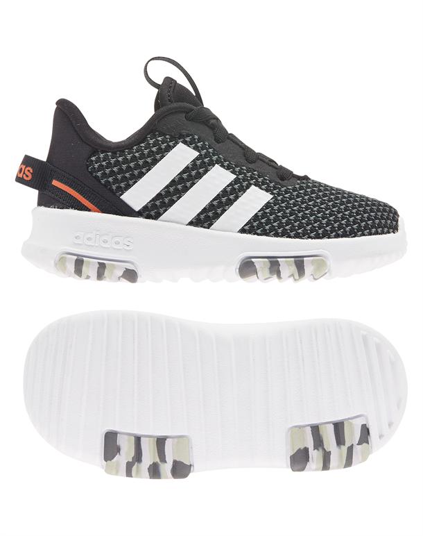 Adidas Racer TR 2.0 Børnesko Sort-Hvid Børn 1