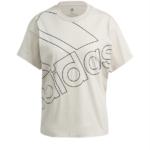 Adidas FAV Q1 T-shirt Beige Dame