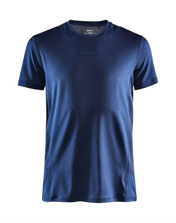 Craft ADV Essence T-shirt Navy Herre 1