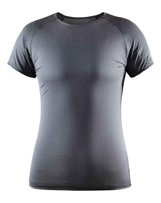 Craft Pro Dry Nanoweight T-shirt Grå Dame 1