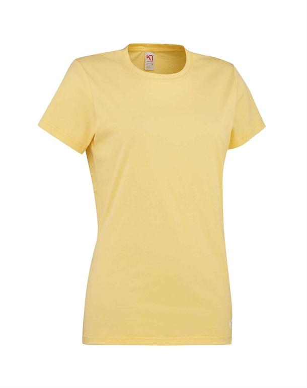 Kari Traa Traa T-shirt Gul Dame 1