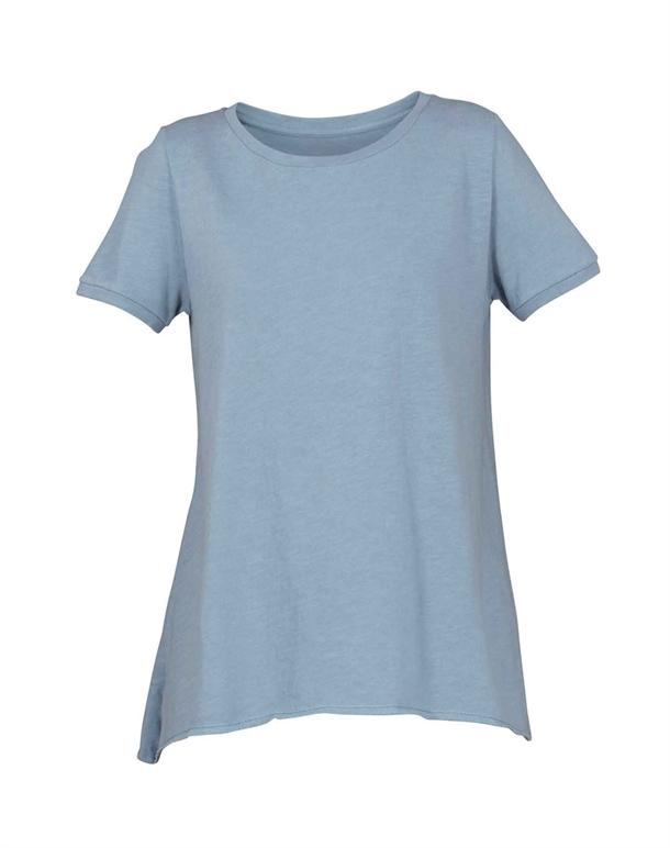 Blue Sportswear Palmdale Rougt T-shirts Lyseblå Dame 1