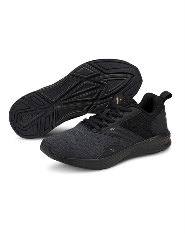 Puma NRGY Comet Sneakers Sort Dame 1