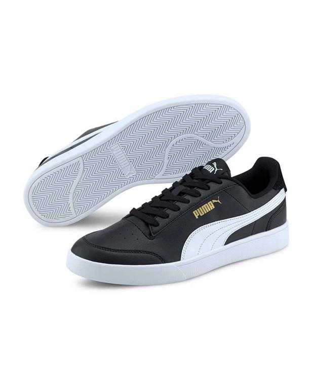 Puma Shuffle Sneakers Sort-Hvid Unisex 1