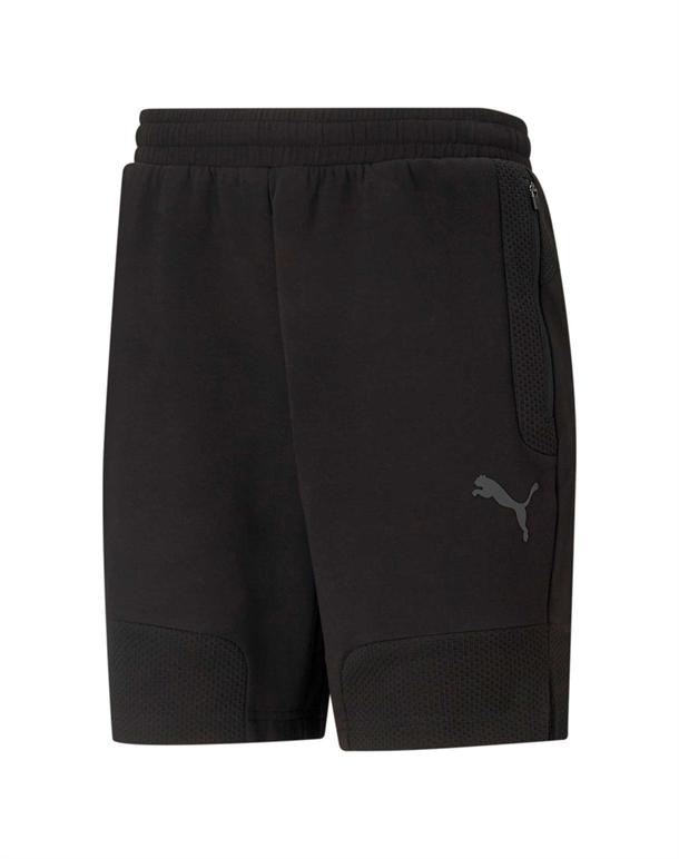 Puma TeamCUP Casuals Shorts Sort Herre 1