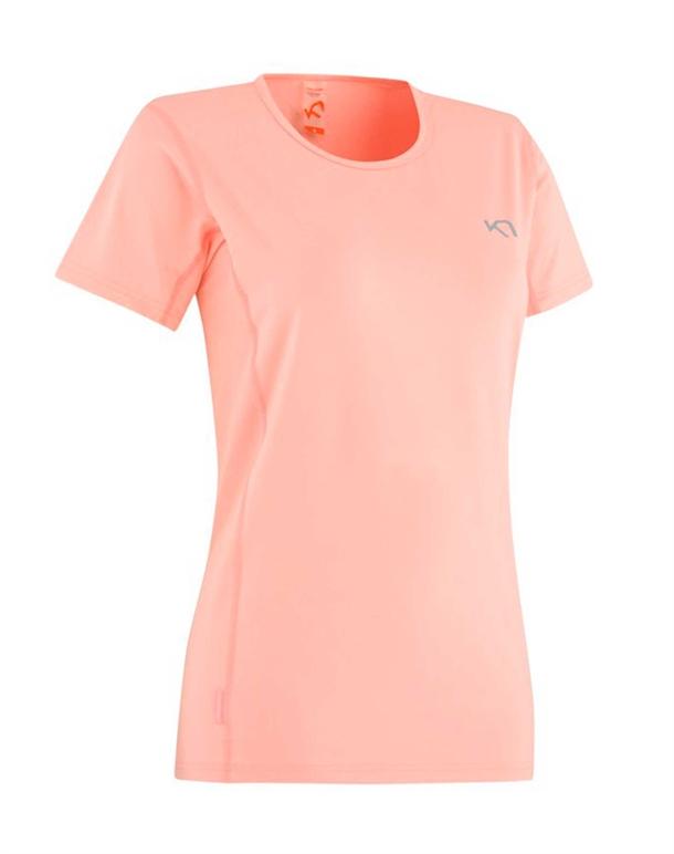 Kari Traa Nora T-shirt Koral Dame 1