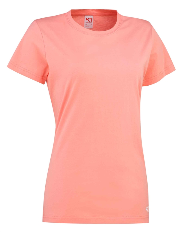 Kari Traa Traa T-shirt Koral Dame 1