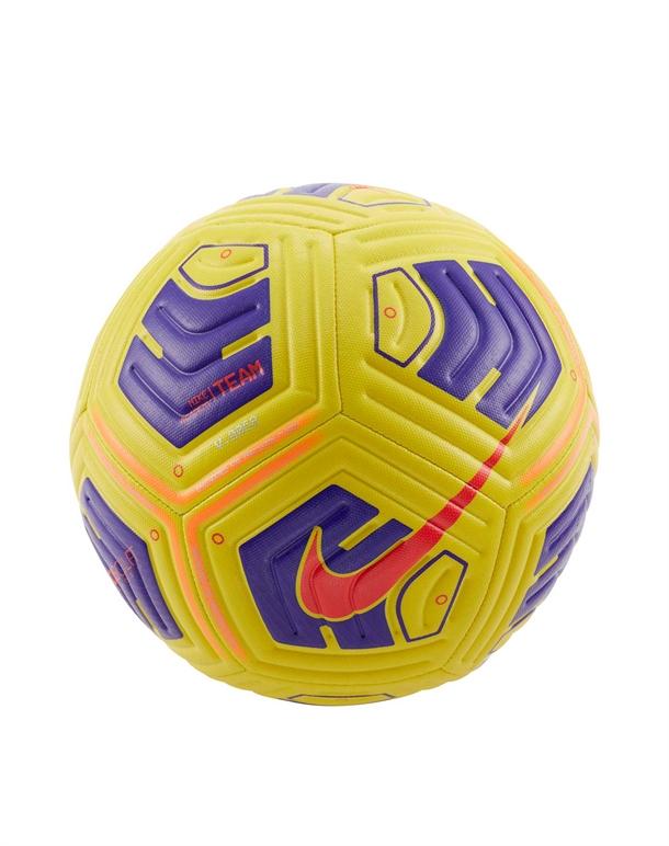 Nike Academy Team Fodbold Gul-Lilla Unisex 1