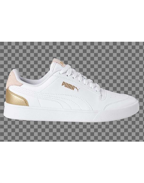 Puma Shuffle Sneakers Hvid Dame 1