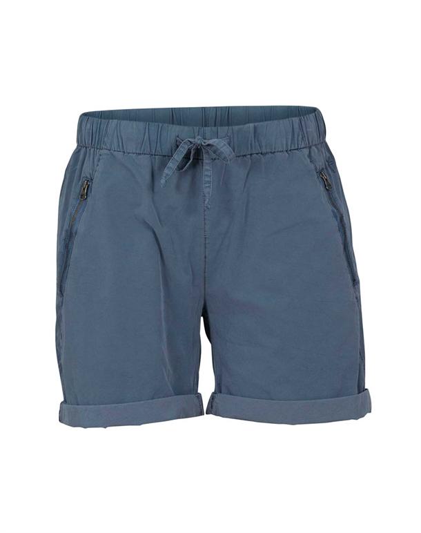 Blue Sportswear Memphis Long Shorts Blå Dame 1