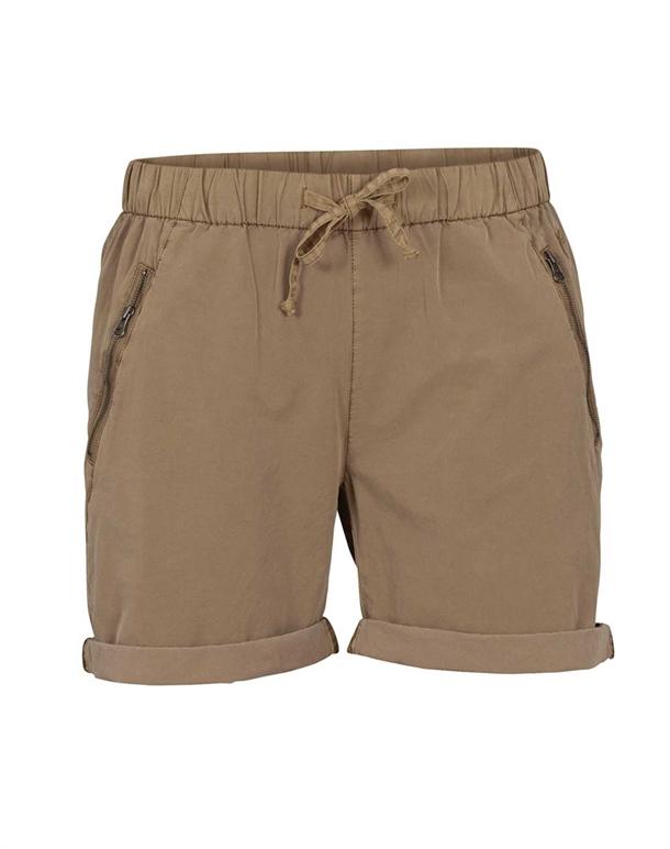 Blue Sportswear Memphis Long Shorts Brun Dame 1