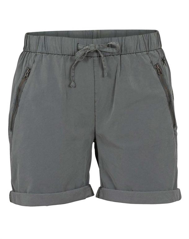 Blue Sportswear Memphis Long Shorts Grå Dame 1